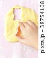 手 手作り お菓子作りの写真 38754108