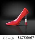 ベクトル 靴 女性達のイラスト 38756067