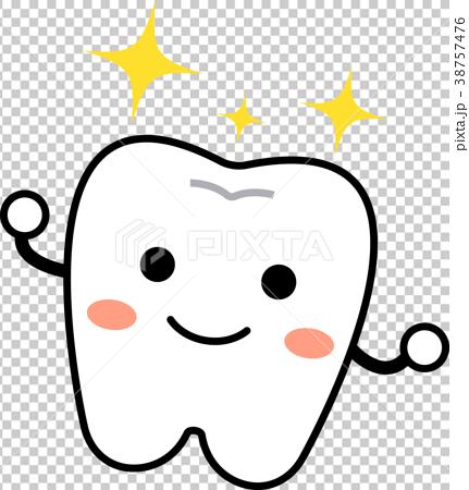 健康健康的牙齒 38757476