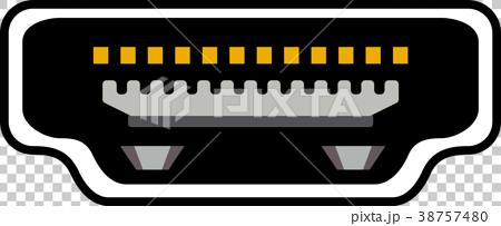 HDMI端子2 38757480