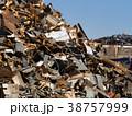 スクラップ 産業廃棄物 産廃の写真 38757999