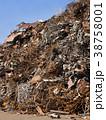 スクラップ 産業廃棄物 産廃の写真 38758001