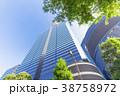 高層ビル ビル オフィスビルの写真 38758972