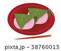 桜餅 38760013