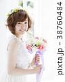 ウエディング 花嫁 女性 結婚 38760484