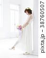 ウエディング 花嫁 女性 結婚 38760507