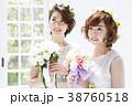 ウエディング 花嫁 女性 結婚 38760518