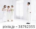 花嫁 ブライダル 人物の写真 38762355