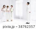 花嫁 ブライダル 人物の写真 38762357
