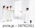 ウエディング 花嫁 女性 結婚 ブライダル 38762361