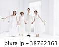 花嫁 ブライダル 人物の写真 38762363