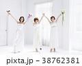 ウエディング 花嫁 女性 結婚 ブライダル 38762381