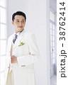 ウエディング 花嫁 女性 結婚 ブライダル 38762414