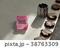 手作り お菓子 焼き菓子の写真 38763309
