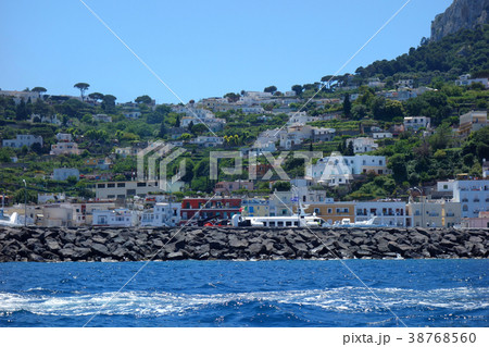 イタリア カプリ島 Italy Isola di Capri 38768560