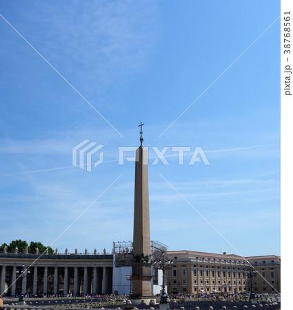 イタリア バチカン市国 Italy Vatican sky 38768561