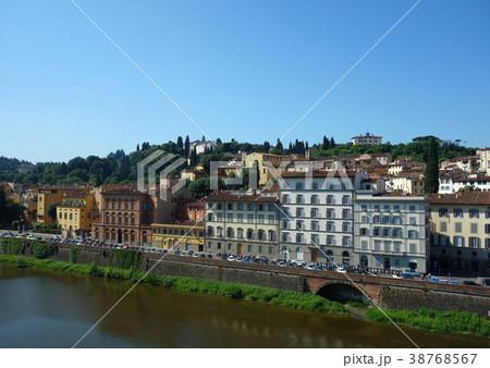 イタリア フィレンツェ 街並み Italy Florence townscape 38768567