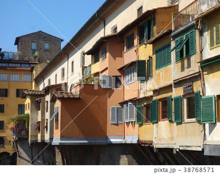 イタリア フィレンツェ ヴェッキオ橋 Italy Florence Ponte Vecchio 38768571