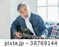 男性 ギター エレキギター 38769144