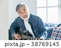 男性 ギター エレキギター 38769145