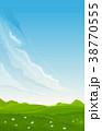 景色 風景 夏のイラスト 38770555