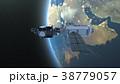 人工衛星 38779057