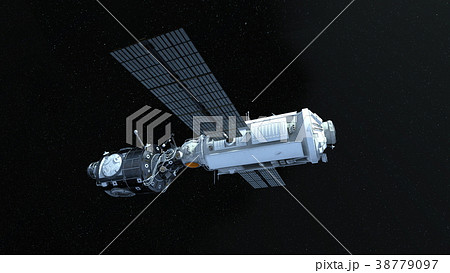人工衛星 38779097