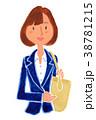 女子の就職活動 38781215