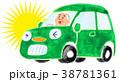 高齢者の運転 38781361
