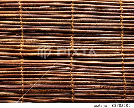 木製すだれ ウッドカーテン アジアン雑貨 インテリア 38782506