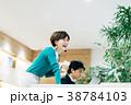 オフィスシーン カジュアル 38784103