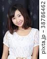 女性 若い ミディアムの写真 38786462