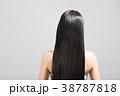 女性 ライフスタイル ヘアの写真 38787818