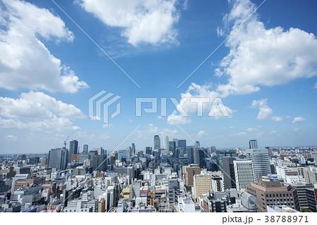 名古屋テレビ塔からの眺望 38788971