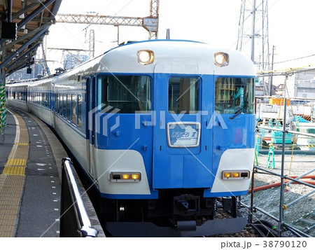 近鉄の団体専用列車「あおぞら号」 38790120