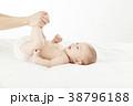 손,가족,유아,베이비,아기 38796188