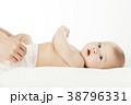 손,가족,유아,베이비,아기 38796331