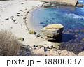 海岸 砂浜 ビーチの写真 38806037