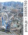 東京ドームシティー 観覧車 風景の写真 38806760