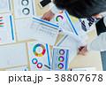 ビジネスマン ビジネス ミーティングの写真 38807678