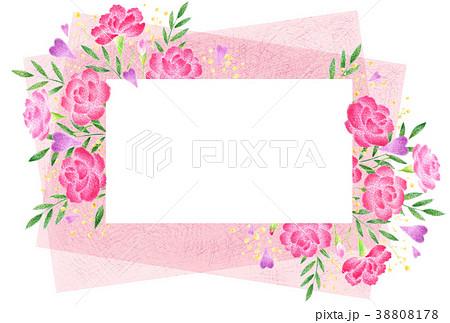 母の日 花束 メッセージカード 38808178