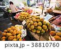 バンコクの八百屋のオレンジ 38810760