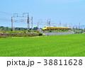 青田とドクターイエロー 38811628