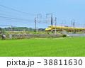 青田とドクターイエロー 38811630