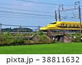 青田とドクターイエロー 38811632