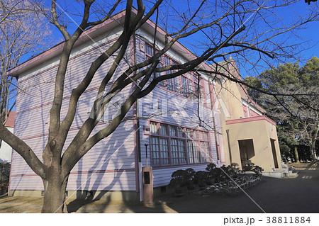【東京都】府中市郷土の森・旧府中尋常高等小学校校舎 38811884