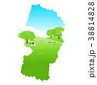 山形 牛 地図 牧場  38814828
