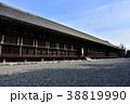 三十三間堂 本堂 日本一長い歴史的木像建造物 38819990