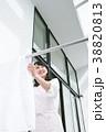 女性 主婦 洗濯の写真 38820813