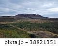 三原山 登山道 風景の写真 38821351